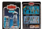 Star Wars Medical Droid toys recently sold at auction for way more than the original price, like 100 times more!