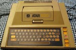 The original Atari 400, now considered a collectible. And you thought it was junk!