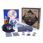 Manufactured collectibles by Topps are a departure from their traditional cards, but interesting to fans.