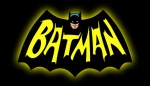 The Batman logo from the 1966 television series.