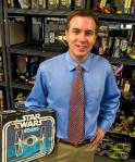 Brian Semling of Brian's Toys took his Star Wars collecting hobby and turned it into a successful business.