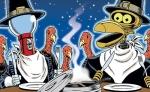 Mystery Science Theater 3000: Turkey Day Collection (XXXI) Director: Various Cast: Joel Hodgson, Michael J. Nelson, Trace Beaulieu, Frank Conniff, Josh Weinstein, Kevin Murphy, Mary Jo Pehl, Bill Corbett, Patrick Brantseg, Jim Mallon, Don Scardino, Gumby, Pokey, Joe Clokey (Best Brains; US DVD: 25 Nov 2014; UK DVD: Import)