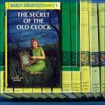 The first Nancy Drew novel was published in 1930. Copies of the original series are very collectible.